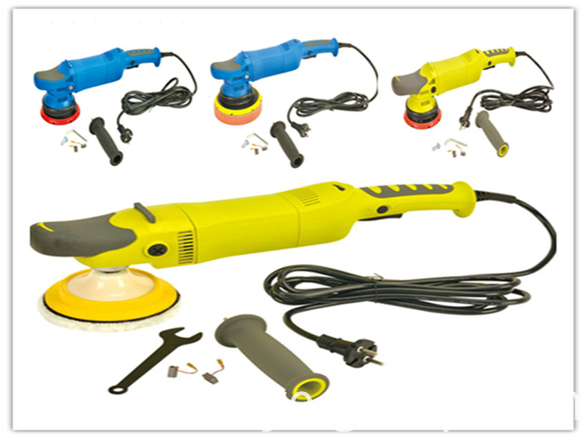 Electric Dural Action Car Polisher