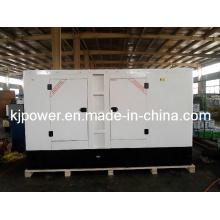 Conjunto de gerador de diesel Cummins de tipo silencioso 100kw (KJ-C140)