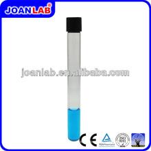 Garrafas de tubo de ensaio de vidro grande JOAN Laboratory With Cap