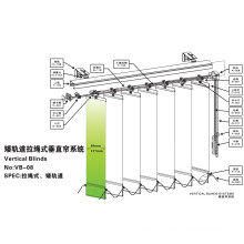 Vertical Blinds for Windows (VB-08)