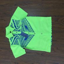 Engineered Print gefärbt Polyester Mann T-Shirt Kleidungsstück