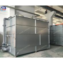 GHM-125 Torre de refrigeración refrigerada por agua de flujo cruzado superdyma Generadora Torre de refrigeración