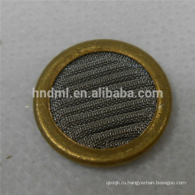 Кнопочные фильтры, используемые для трубопроводной арматуры