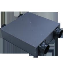 Système de ventilation d'air frais de ventilateur de conduit silencieux à haut rendement