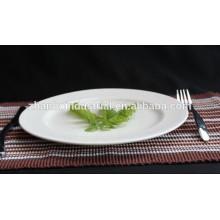 Fashion New Bone China Round Flat Plate