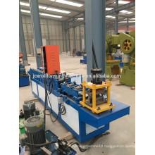 hydraulic press roll shutter door roll forming machine