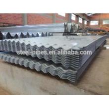 Gute Qualität 55% Al-Zn beschichtetes Stahlblech Galvalume Coils