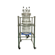 10L 20L 50L 100LChemical Extraction nutsche Machine vacuum filter glass reactor