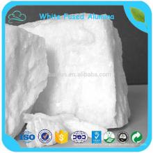 white fused alumina grit