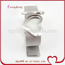 Bracelet de charme en acier inoxydable 2015 fabricant