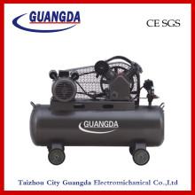 Compresseur d'air entraîné par courroie CE SGS 90L 3HP (V-0.25 / 12.5)