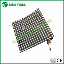 cuadrado flexible RGB llevó la matriz de puntos 8 * 32/16 * 16/8 * 8 luz interior usando