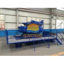 Venta caliente ZS confiable máquina de fabricación de arena para la venta