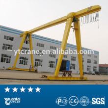 sola viga cadena eléctrica utiliza pórtico grúa 25 toneladas polipasto grua 5 toneladas
