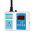 WiFi Digital Temperature Control Sockel Bluetooth-Fernbedienung