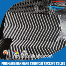 pp pvc fills packing Fill sheet for counter flow cooling tower