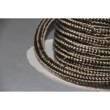 Corda trançada de fibra de basalto BFRPS