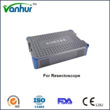 Basic Medizinische Geräte Sterilisation Fall für Resektoskop