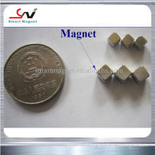 strong sheet high power cube magnet in stock high quality china manufacturer