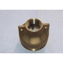 Forgeage en laiton personnalisé OEM avec usinage CNC (C28000 / CuZn40)