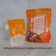Патрон из алюминиевой фольги Ziplock для упаковки пищевых продуктов