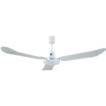 """56"""" Industrial Fan Curved Blade White"""