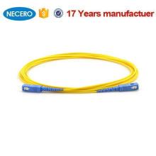 SM SX 3mm 30M 9 / 125um 30-метровый оптоволоконный соединительный кабель SC / UPC-SC / UPC Волоконно-оптический соединительный провод для кабельных систем Австрии