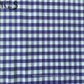 100% Cotton Poplin Woven Yarn Dyed Fabric for Shirts/Dress Rls50-2po