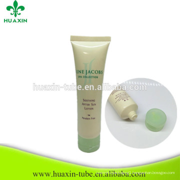 Customized 30ml Body Plastic Empty Lotion tube Tube For Cosmetic