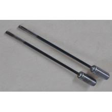 Solid Carbide Single Flute Gun drill