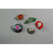 Custom Cartoon Offset Printed Badge Epoxy-Dripping Badge (GZHY-YS-032)
