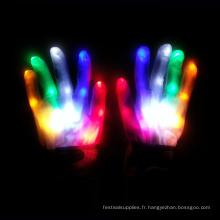 doigt conduit gants