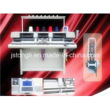 Máquina de confecção de malhas plana totalmente automática 48 polegadas automática