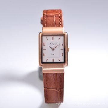 Relógio feminino de alta qualidade Elegent