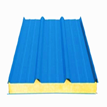 980/950mm Eps Sandwich Wall Panel