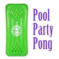 aufblasbare Bier Pong Pool Float