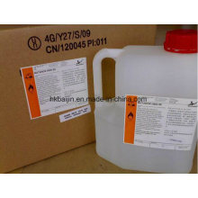 Grado industrial 99.9% metil etil cetona MEK