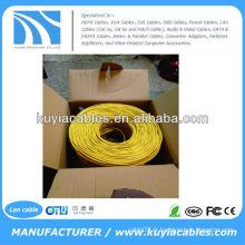 CAT6 1000FT UTP SOLIDE NETWORK ETHERNET CABLE BULK WIRE RJ45