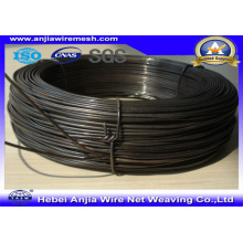Черный обожженный железный провод / черный галстук
