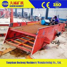 Écran de vibration de graviers et de pierres de Chine Qurry Plant Mining
