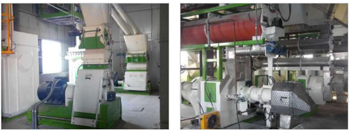 Extruded Full-Fat Soybean Meal Production Line