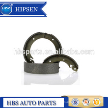 Brake shoes with OEM NO. 1551318 / 1610955 for Honda