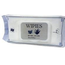 Шелковистые мягкие влажные салфетки для взрослых
