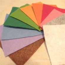 Factory of Color Felt Sheet Polyester Felt