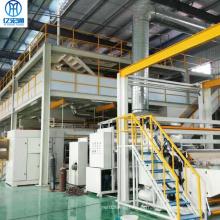Máquina para fabricar materiales no tejidos Spunbond Single S Pp