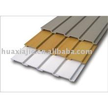 Pvc Foam Slat Wall Material
