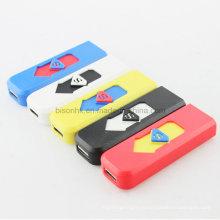 Высокое качество Электрический USB Зажигалка для подарков Промотирования