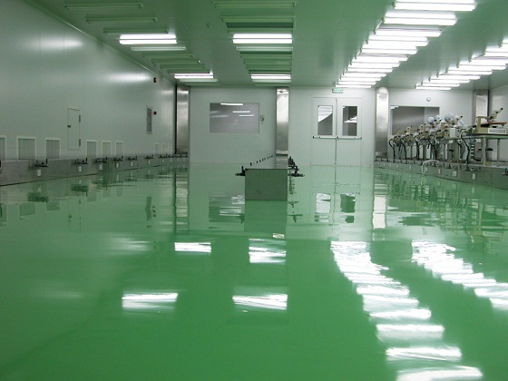 Laboratory Liquid Epoxy Resin Paint