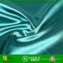 Polyester Bright Satin Fabric for Sleepwear Pajamas