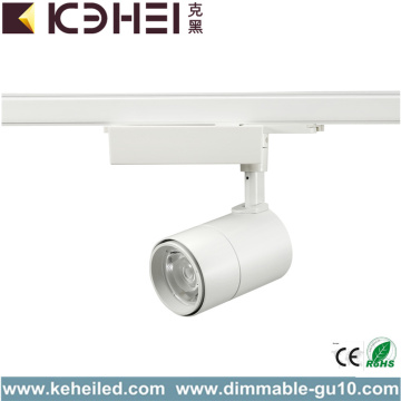 35W COB LED Track Lights White or Black